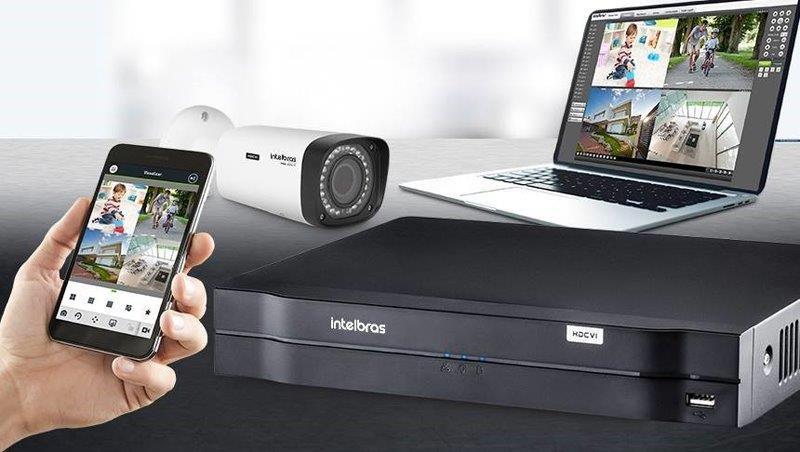 Câmeras de segurança para residência preço