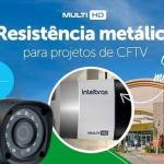 Instalação de câmeras de segurança em condomínios