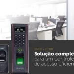 Instalação de controle de acesso
